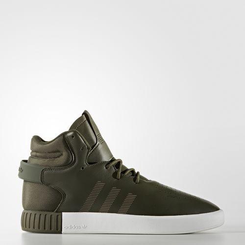 huge discount 5a8da 90428 Tubular Invader Shoes - Green