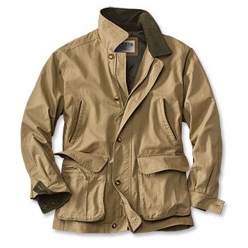 Dry Waxed Canvas Field Coat A Classic For The Field And