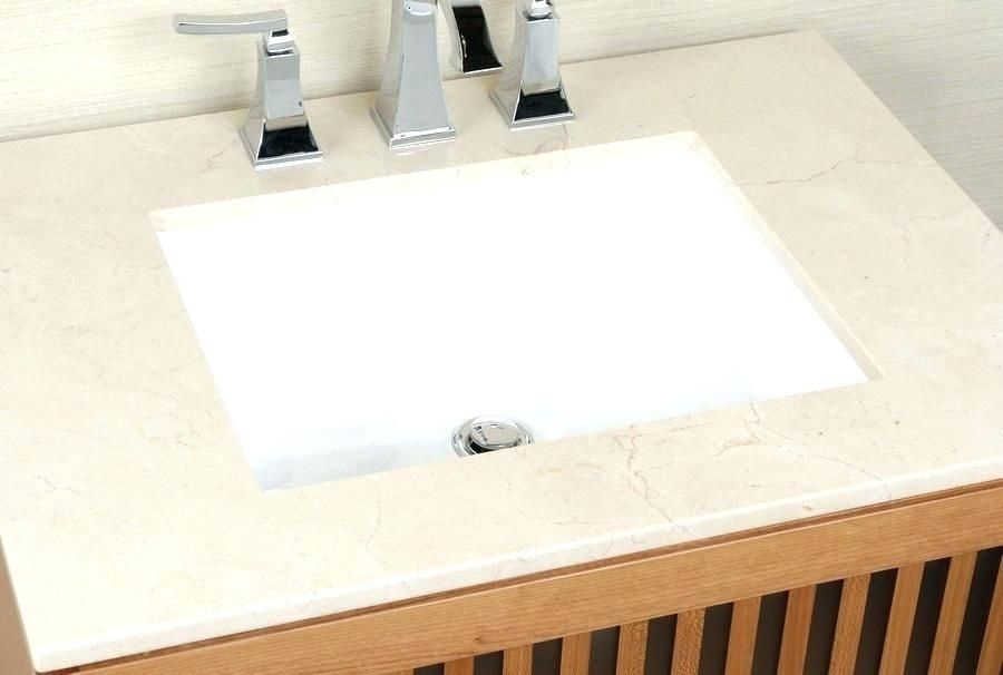 Small Rectangular Undermount Bathroom Sink What Is It And The