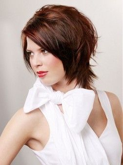 Medium Hairstyles For Round Faces New Trendy Hairstyles For Round Face Shapes  Hairstyles 2015 For Short