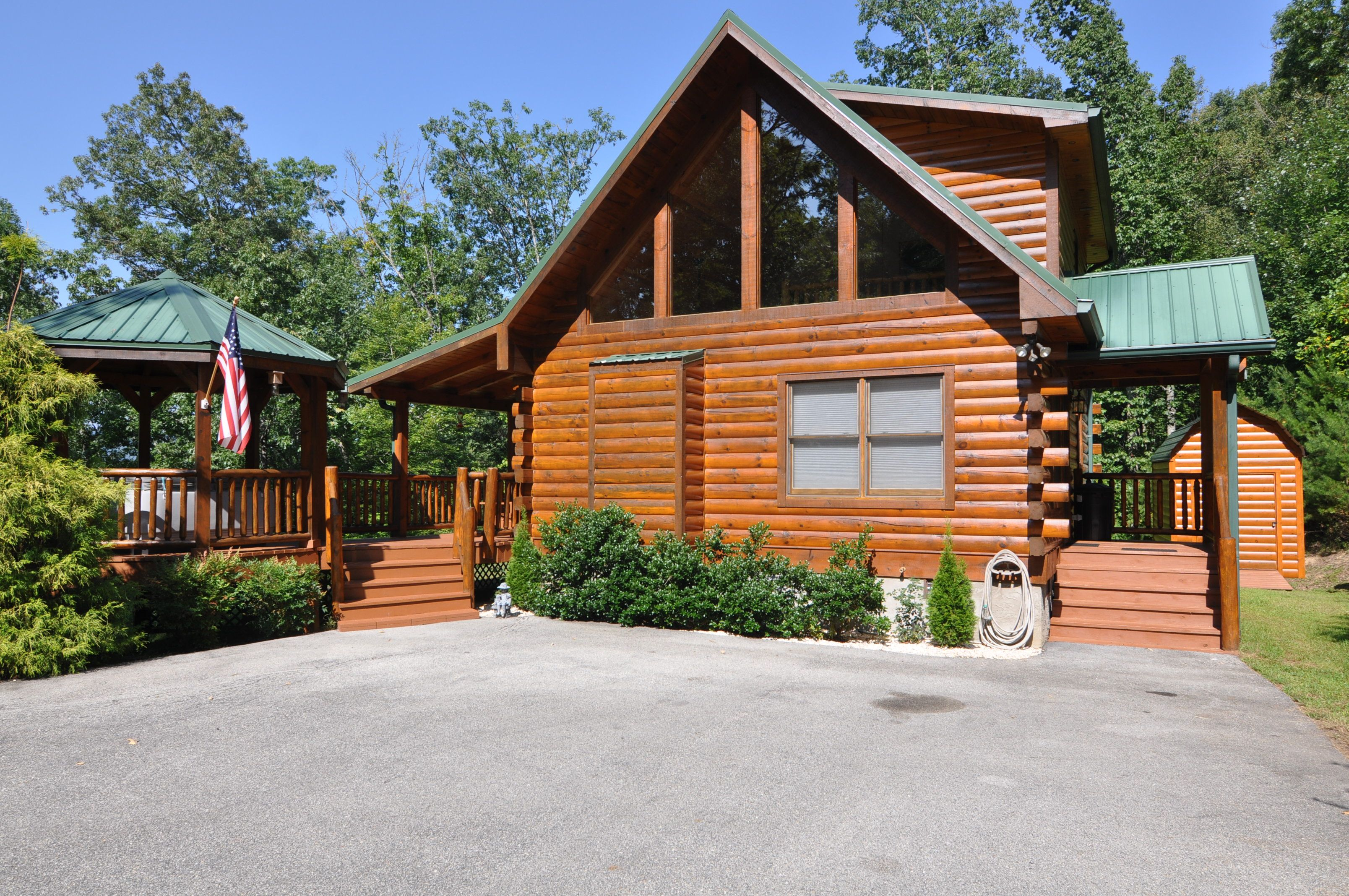 ga of detailcabin pro rental rentals blue ridge cherokee sunset cabins smaller cabin