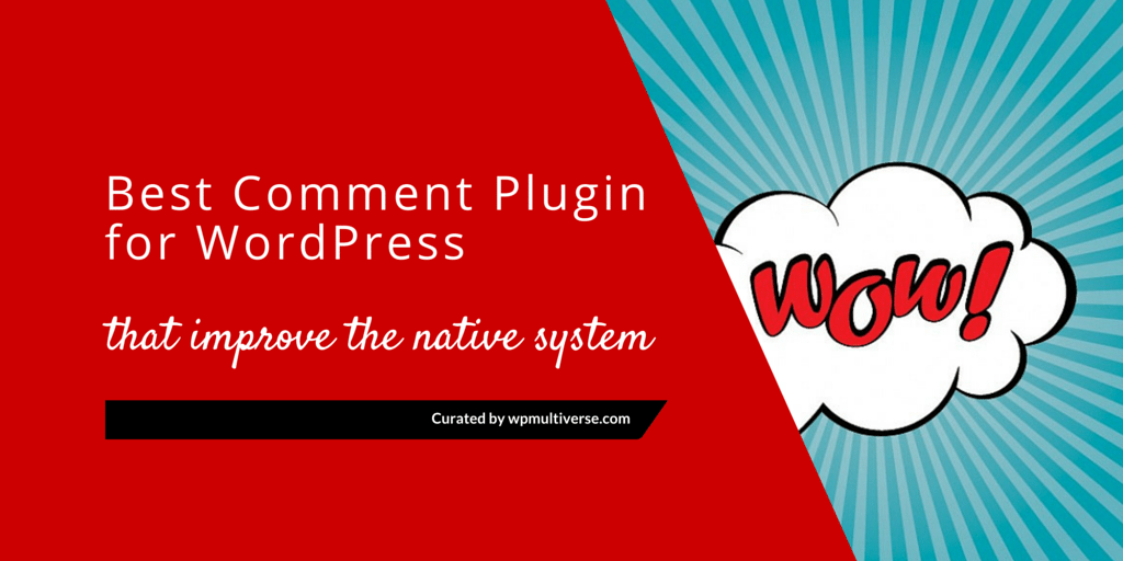 WP Multiverse Wordpress, Plugins, Best comments