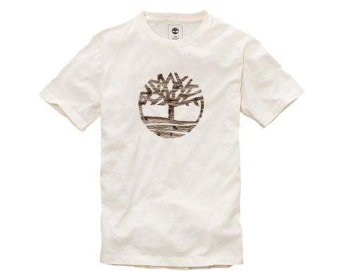 1cf789c4441f1 Men s Earthkeepers® Wood Effect Tree Logo T-Shirt timberland size xl  28.00