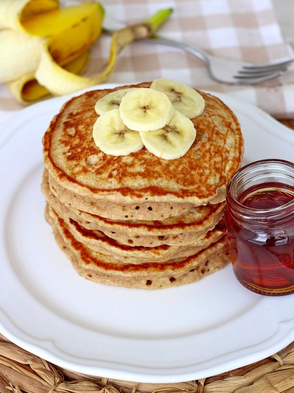 how to make whole wheat pancakes