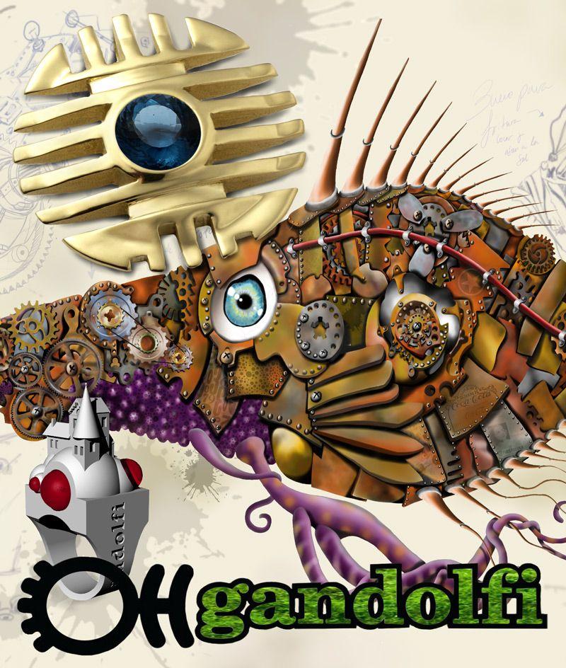 Ilustracion de el libro LAS CALABAZAS NO VUELAN de I.Junquera para GANDOLFI.
