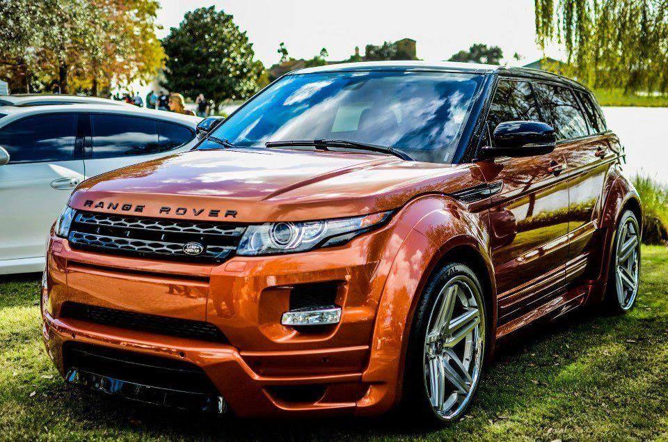 Burned orange range rover i want it range rover