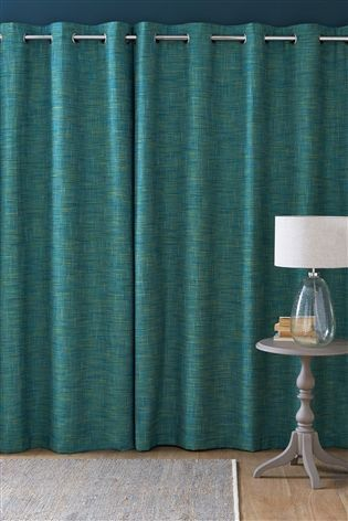 Buy Tonal Blend Eyelet Curtains from the Next UK online shop
