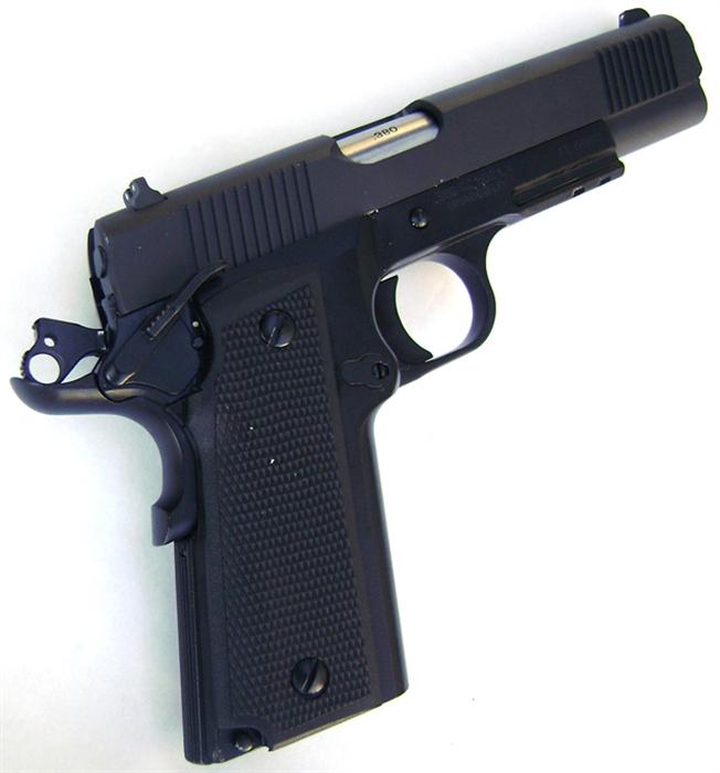 Pistola Imbel Gc 19t Md2 Cal 380 Acp Kit Adc Trava Ambidestra