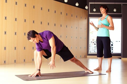 Become a certified yoga instructor... Thank you lululemon; you keep me inspired!