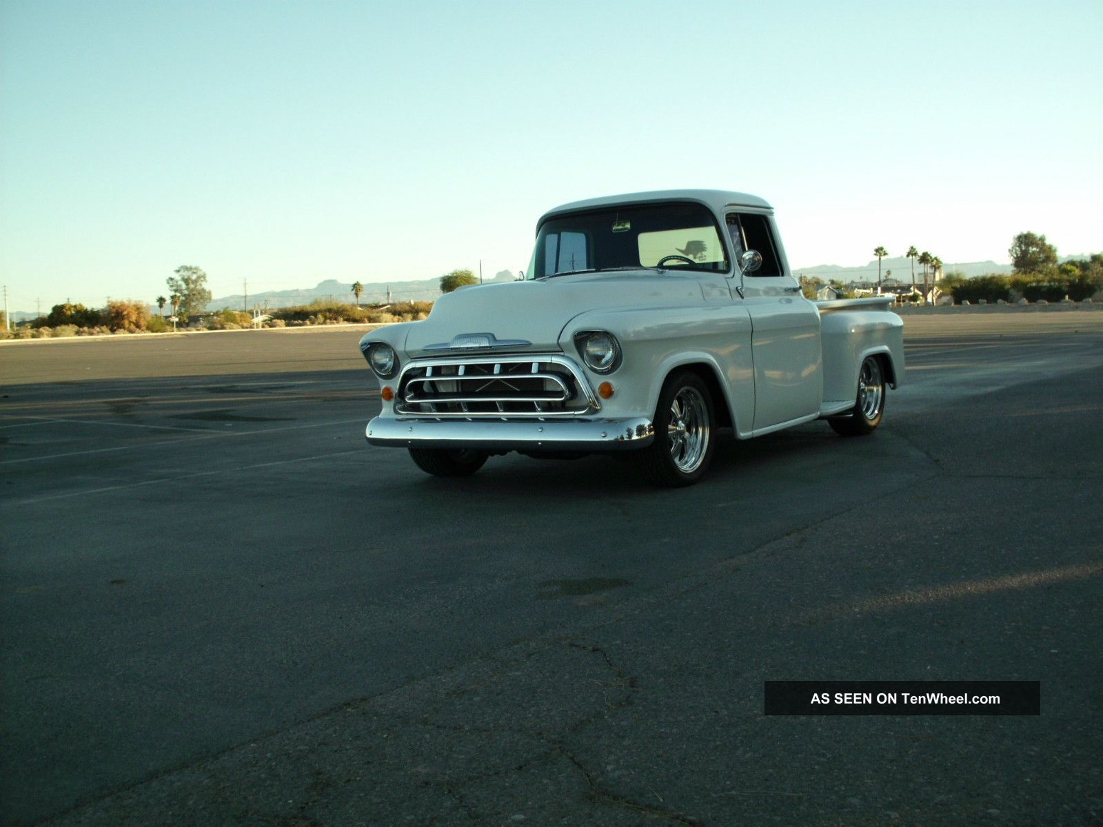 1957 chevy truck 1957 chevy chevrolet truck pickup 55 56 57 1955 1956 other photo