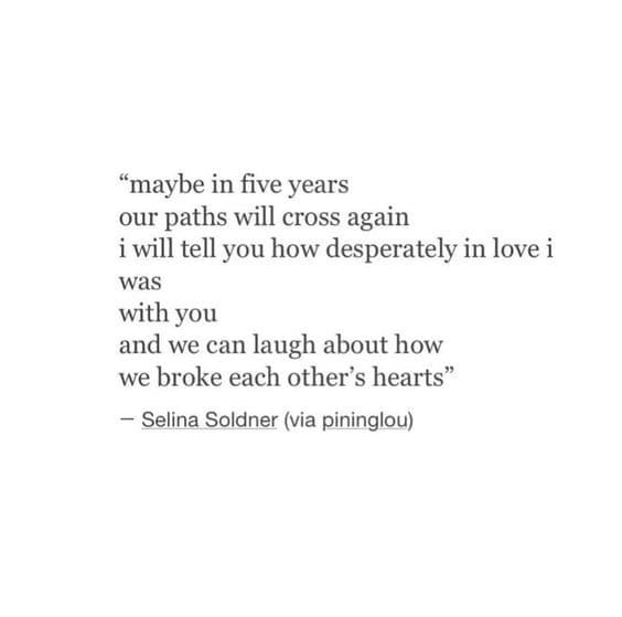 Wise Quotes After Break Up: The Struggle Of Breaking Up With Someone You Never Dated