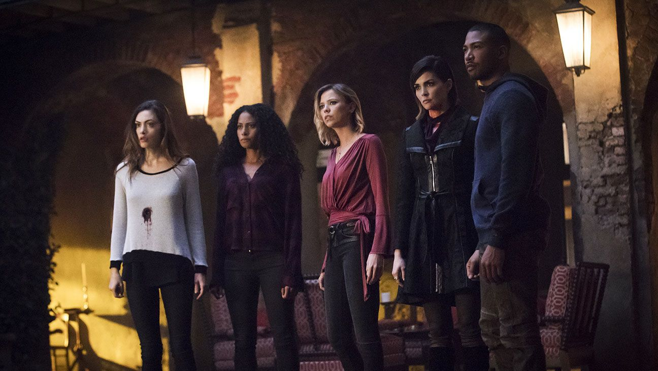 The Originals' to End with Season 5 http://ift tt/2udv4kt