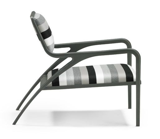 Link Outdoor - Flux Lounge Chair #DailyProductPick