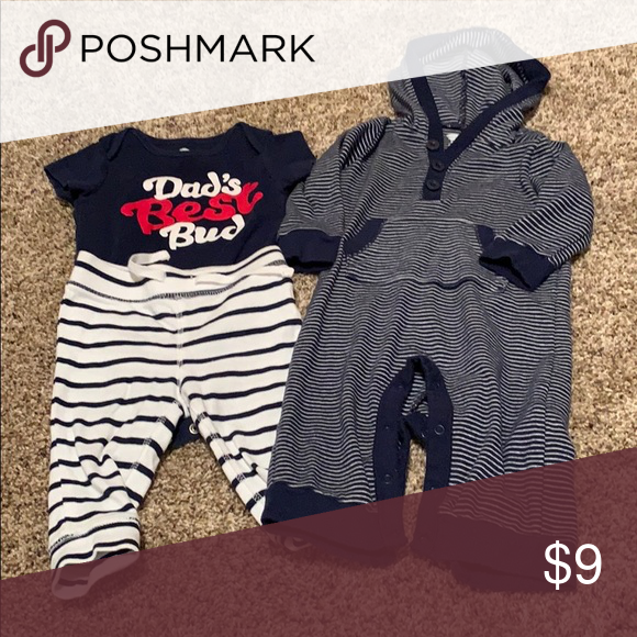 830faf819 Baby Boy Bundle Size: 6-12 months Old Navy Matching Sets | My Posh ...