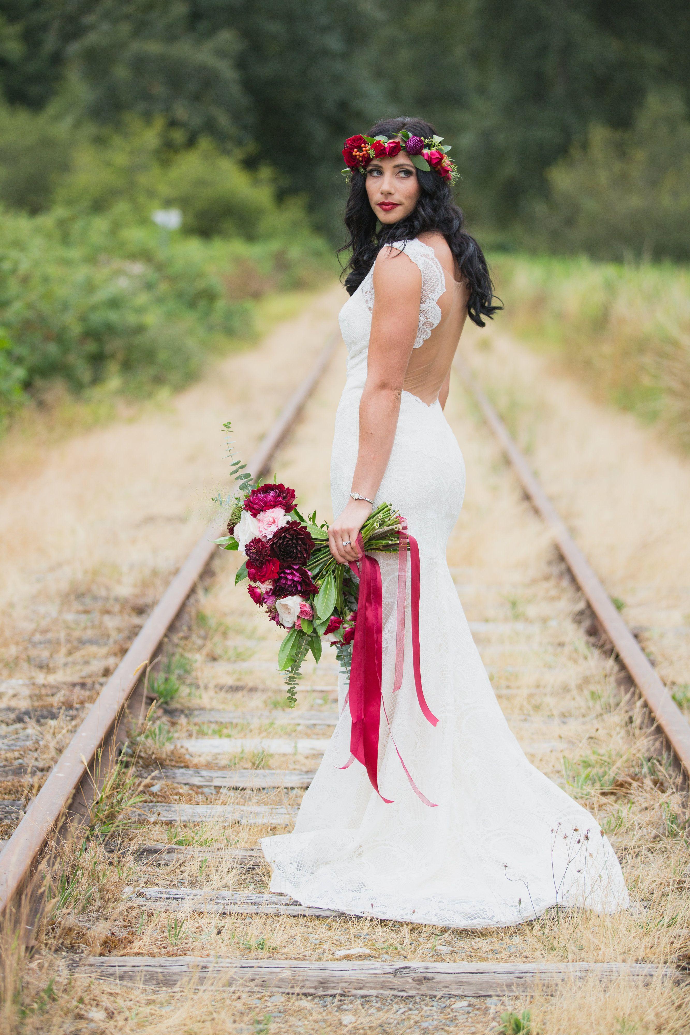 vsf feature wedding || steph & luke vancouver island, bc