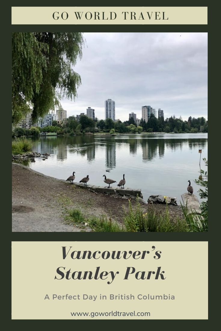 Stanley Park, Vancouver's largest and most beloved green urban green space, with 405 hectares (1,001 acres), remains as densely forested as it was in the late 1800s, home to more than a half million cedar, fir and hemlock trees. #columbia #adventure #traveling #photography