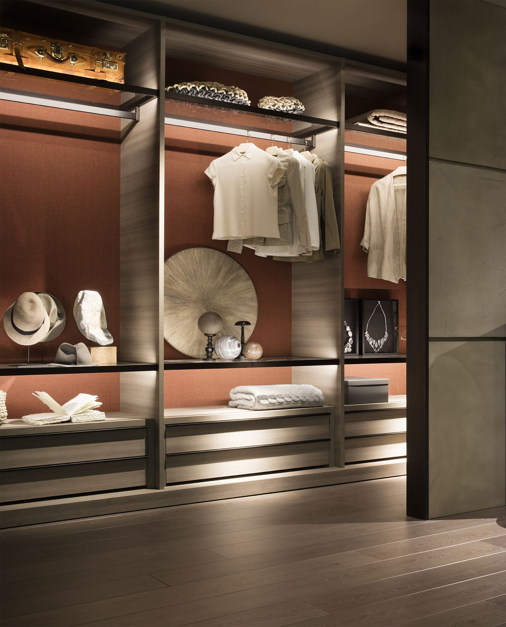 Dressing composable OPEN Collection Armadio al centimetro - Hinged ...