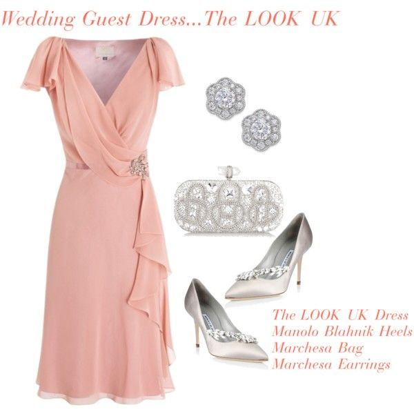 Wedding Guest Dress The LOOK UK | Wedding guest dresses, Party ...