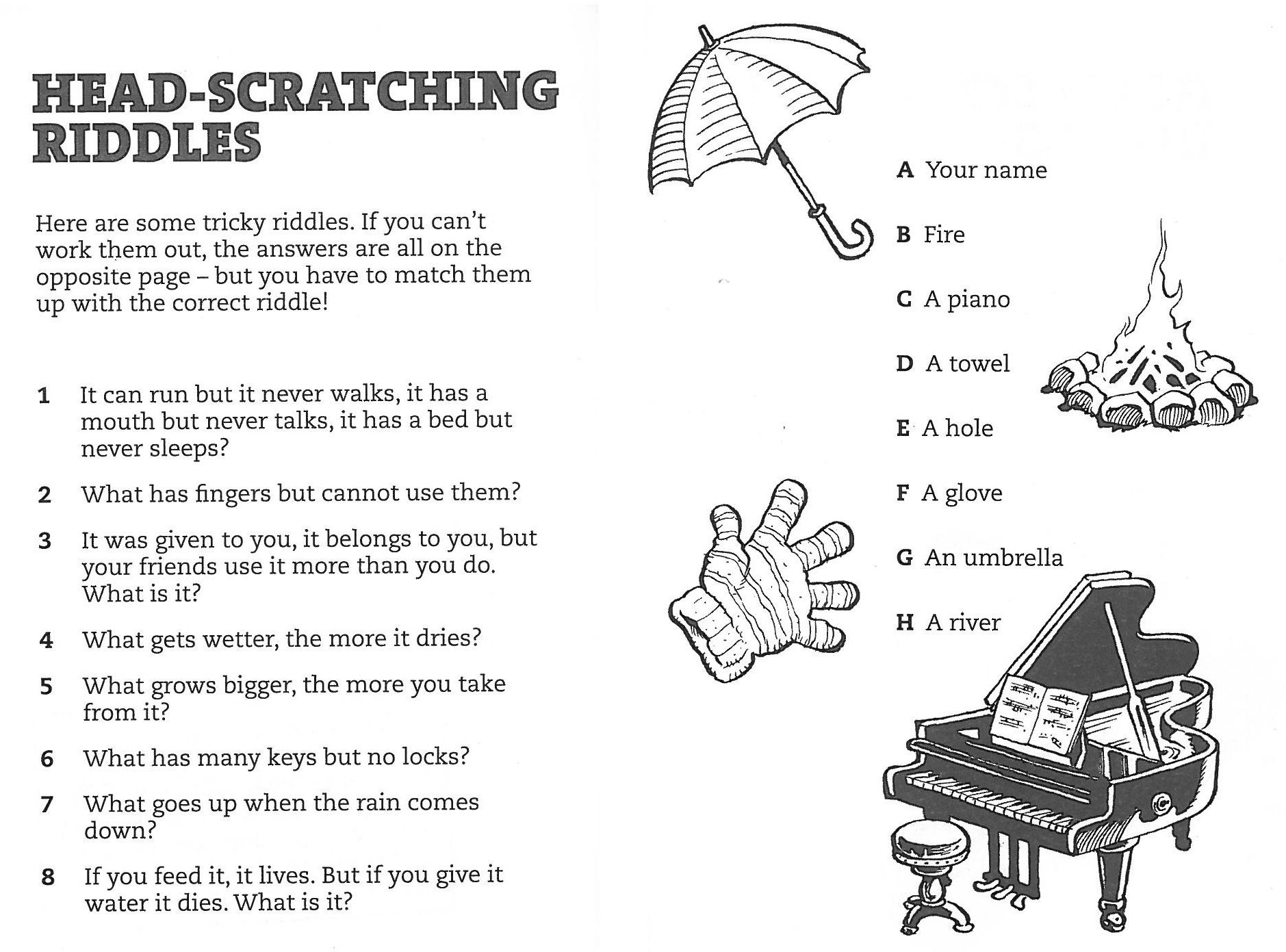 Pin by Kristin on education resources Brain teasers