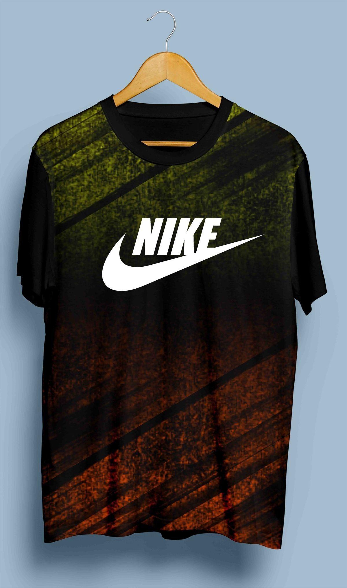 Compre Nike Camiseta com estampa frontal . | Nike camisetas