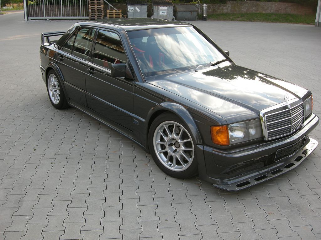 Find: 1989 Mercedes Benz 190E 2 5-16 Evo 1 Track Car | Cars