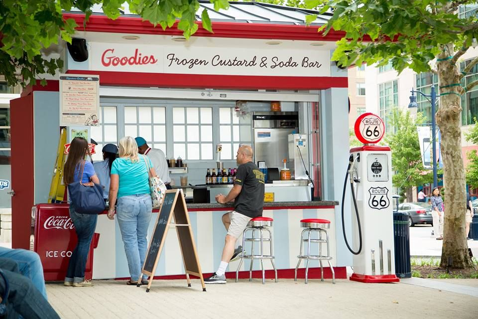 Goodies Custard Stand Now Open in National Harbor (With