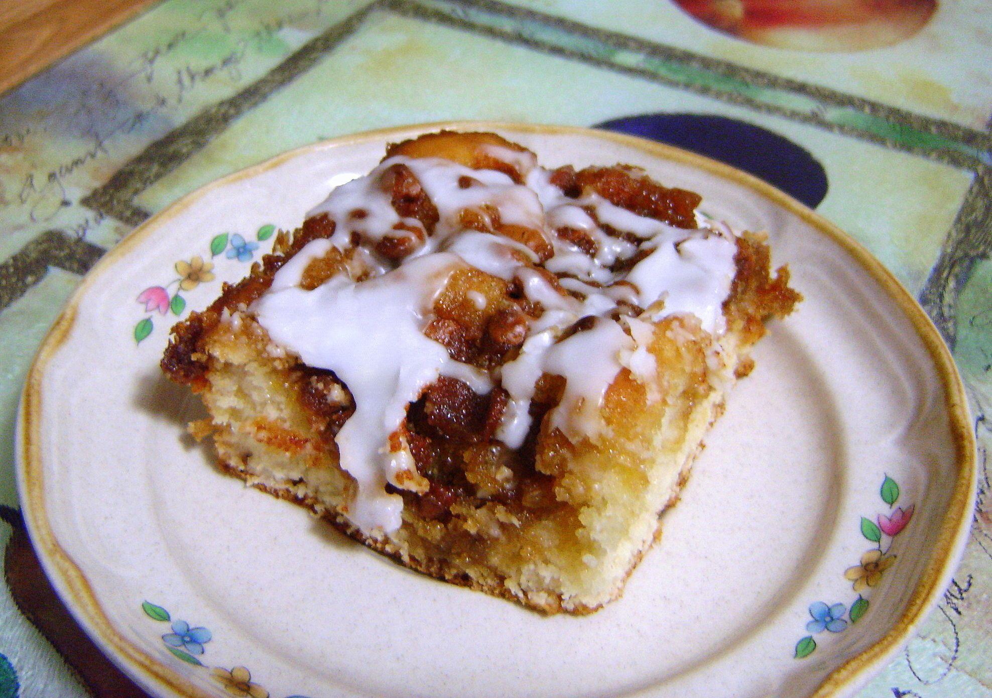 Deconstructed cinnamon buns cinnamon buns delicious