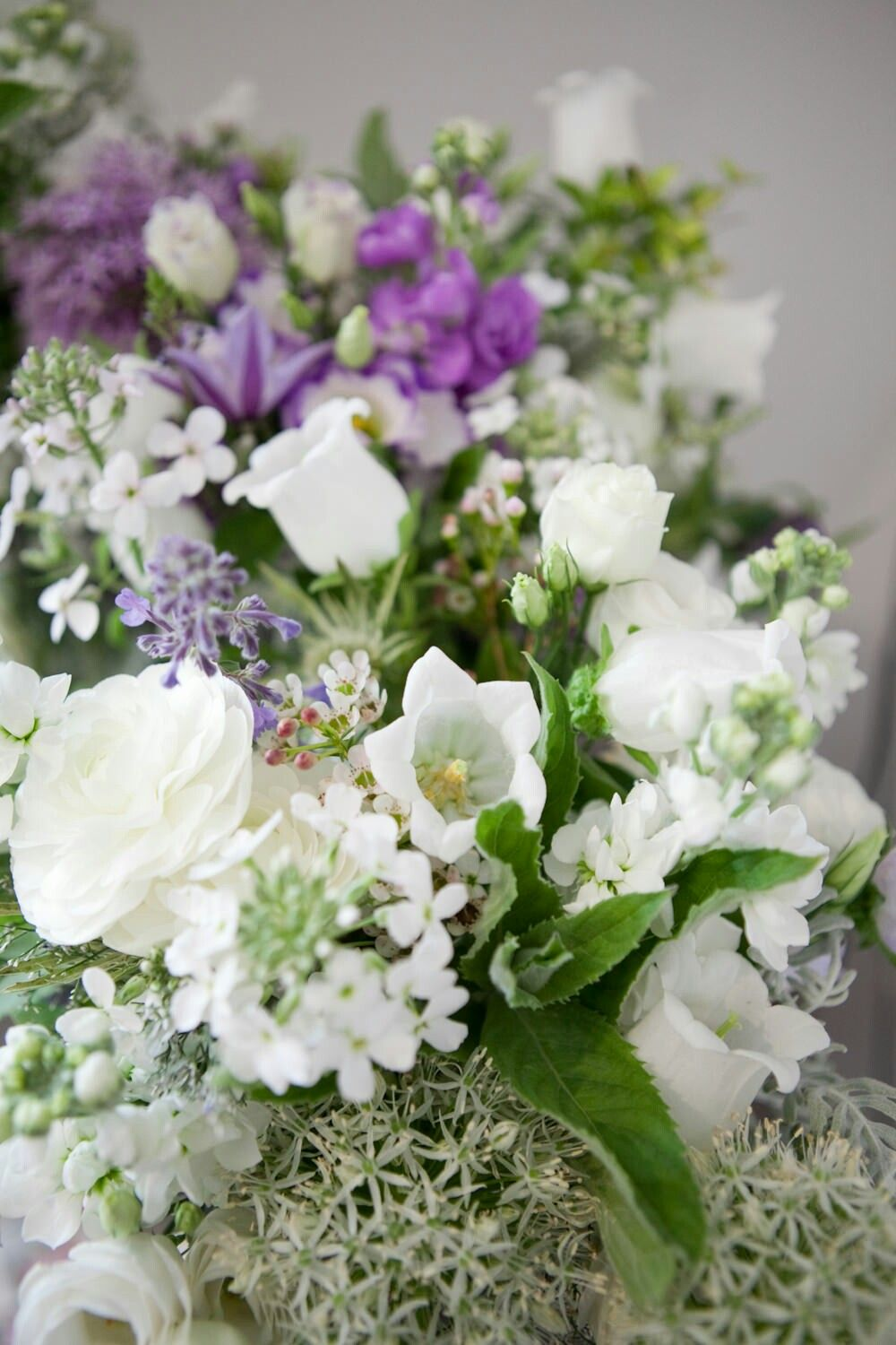 Handtied Bouquets June wild flowers from The Walled