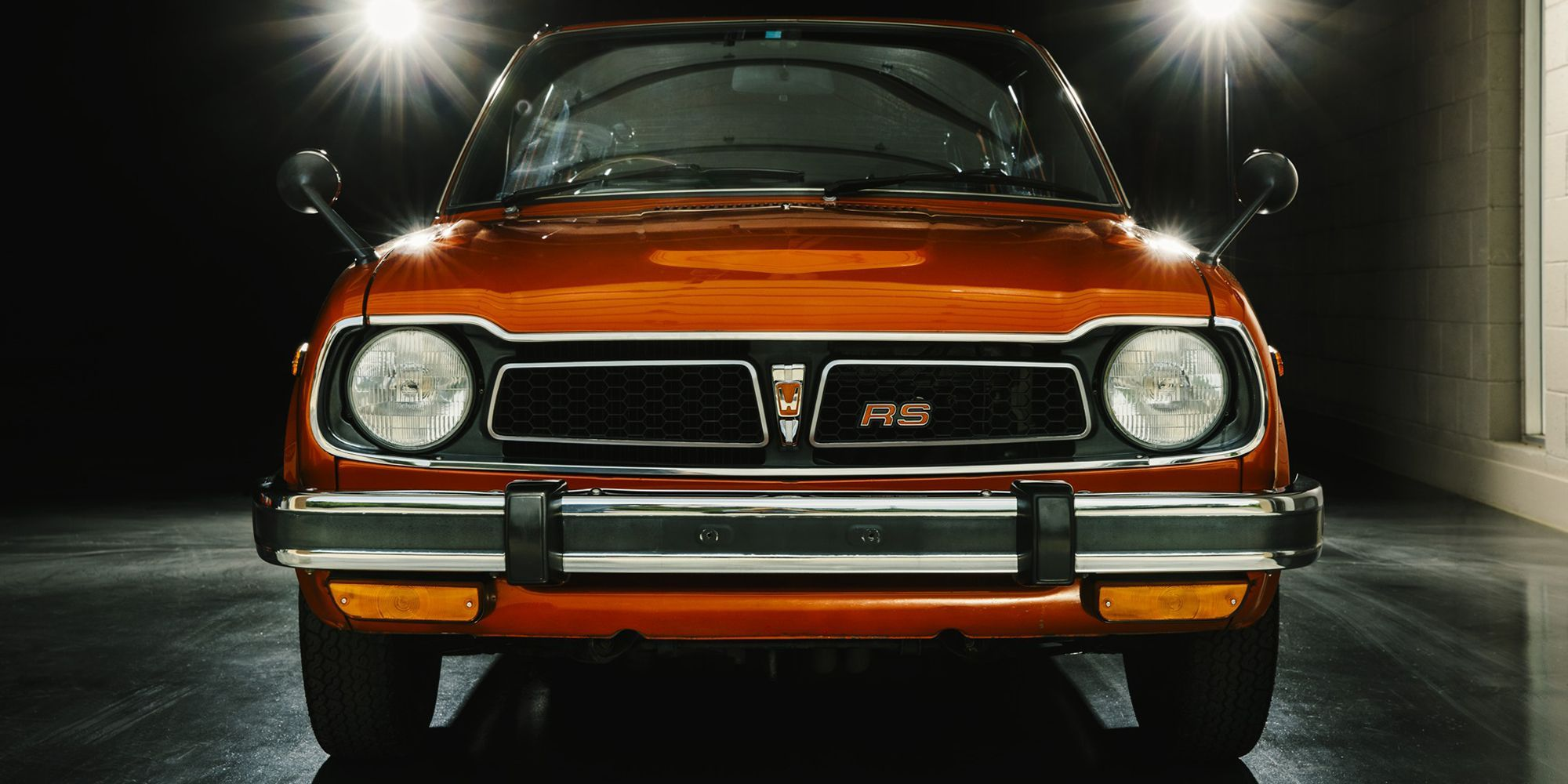 The 1975 Civic RS Is Unnecessarily Excellent The 1975