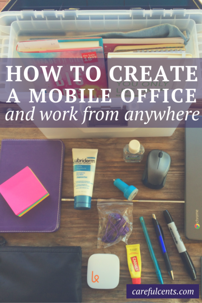 Mobile Office Must-Haves: How to Work From Anywhere ...