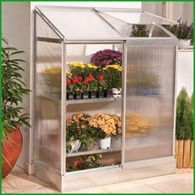 Palram Small Greenhouse 4x2 | If I had time and space garden