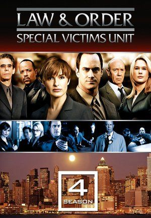 Law Order Special Victims Unit Season 4 Law And Order Special Victims Unit Special Victims Unit Law And Order