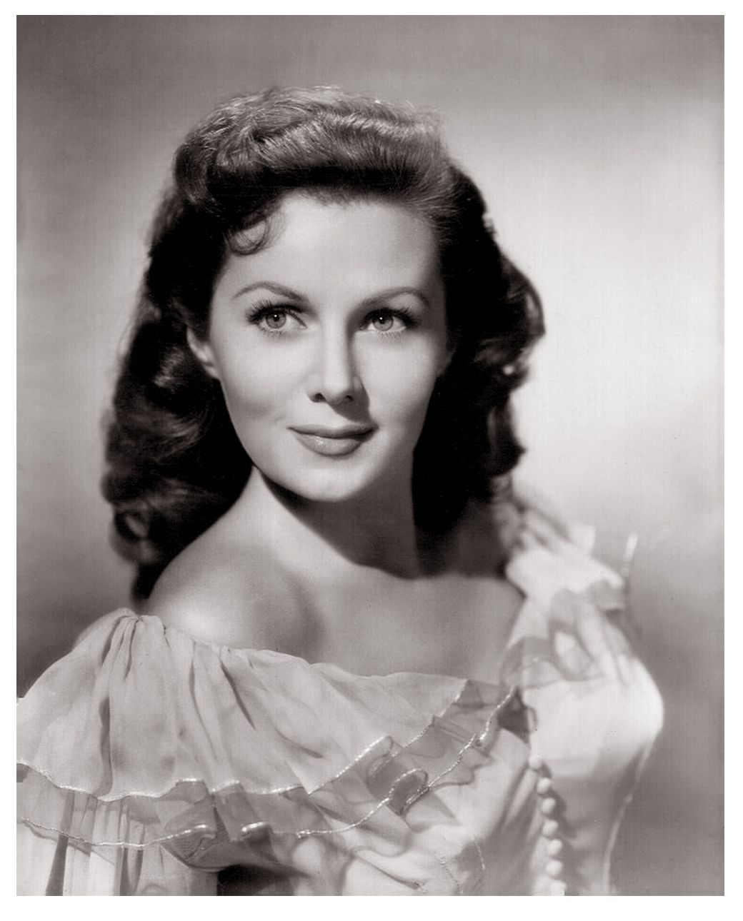 rhonda fleming diet