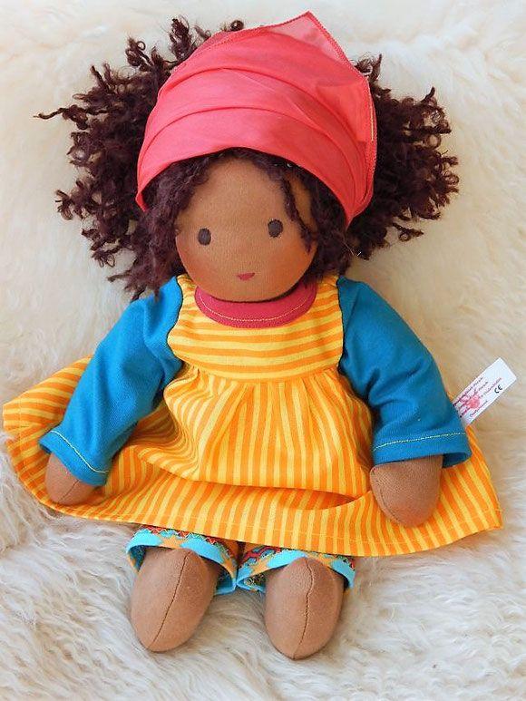 Puppen & Zubehör Handgefertigte Puppe