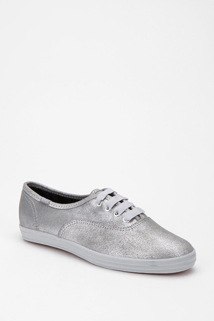 18e76fd9506ce Keds Sparkle Suede Champion Sneaker  UrbanOutfitters