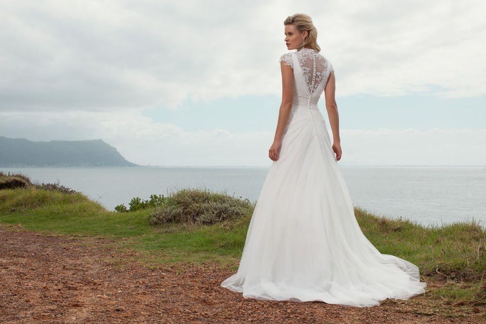 Brautkleid Sacramento aus der Marylise Brautmoden Kollektion 2015 ...