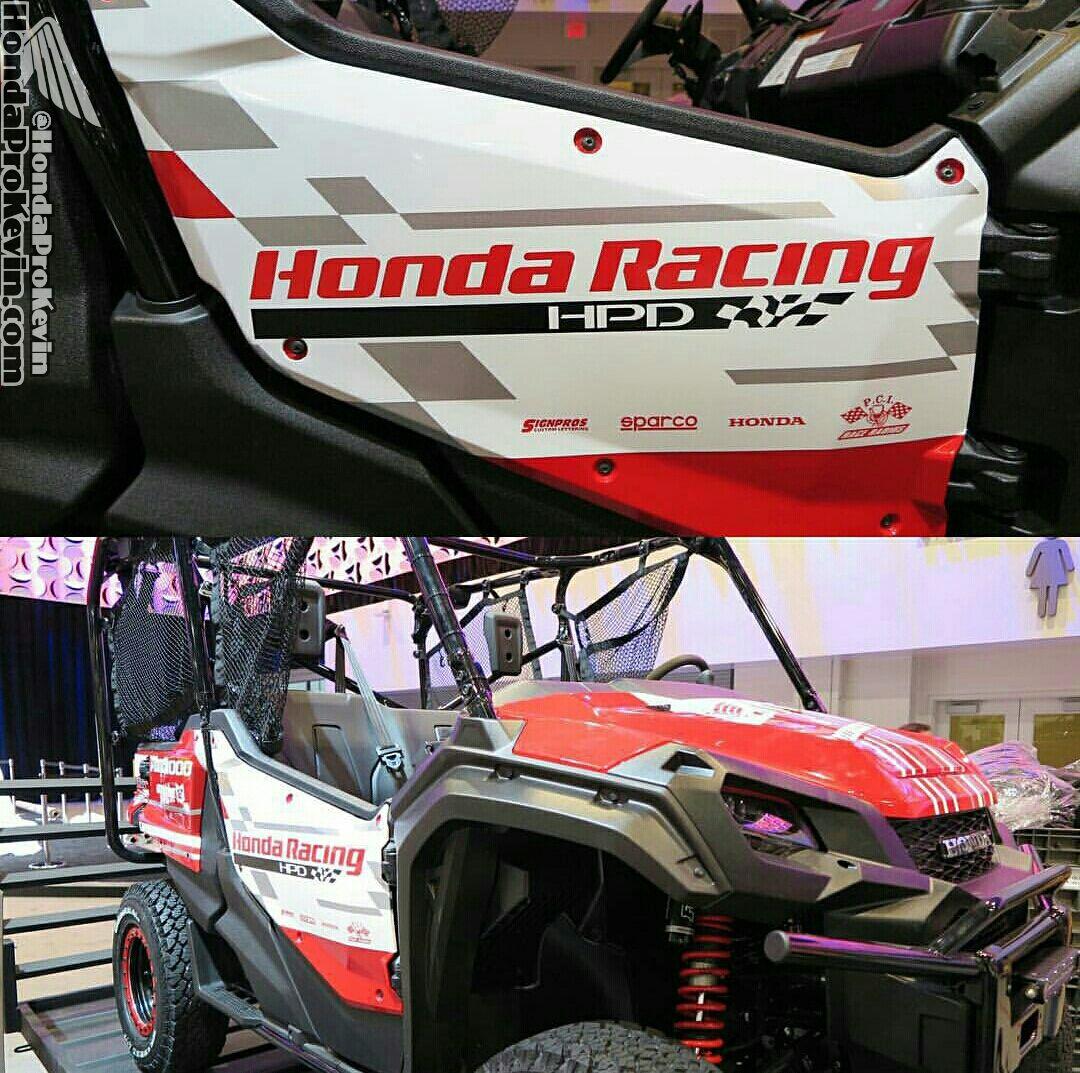 2016 Honda Pioneer 1000 Custom Wheels & Tires New 1000cc