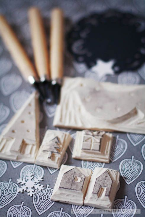 fr ulein klein diy pinterest stempel herstellen stempel selbst gestalten und stempel. Black Bedroom Furniture Sets. Home Design Ideas