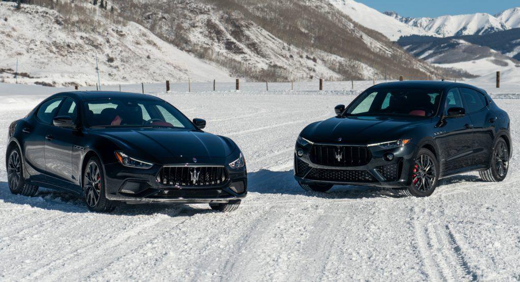 Maserati Introduces Edizione Ribelle Special Editions And