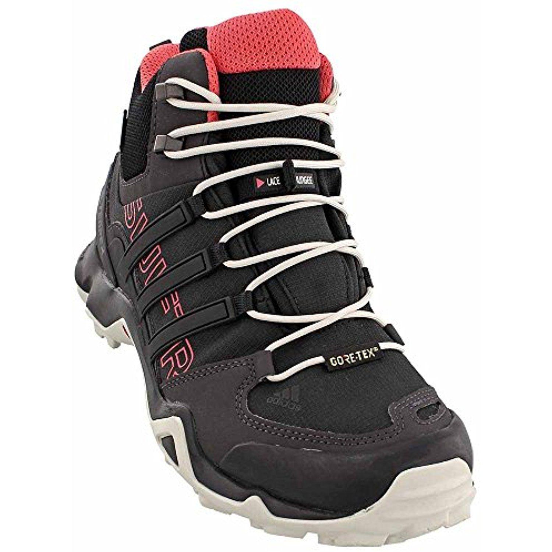 Terrex swift r mid gtx hiking boot womens blackblack