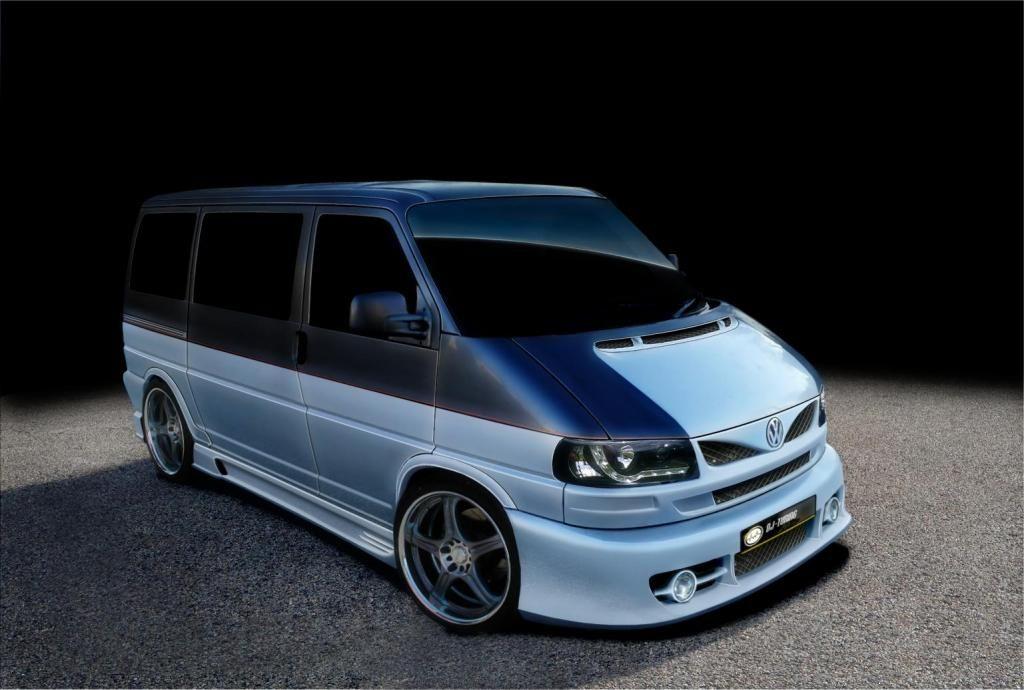 Vw T4 Progi Wersja Krotka Dj Tuning Vw T4 Van Legacy