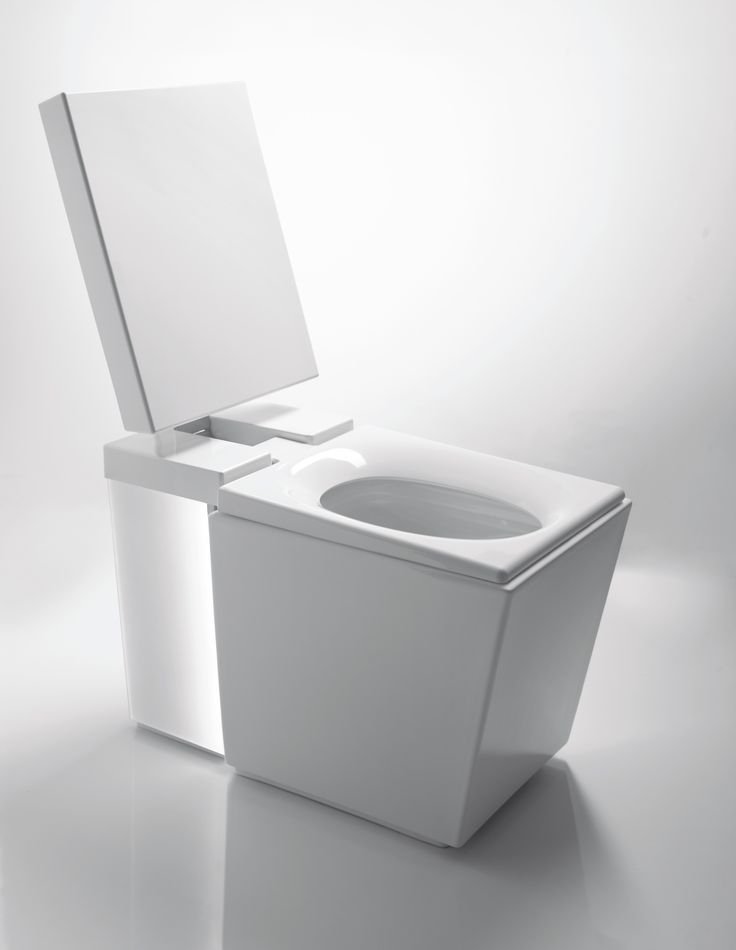 Bathroom Of The Future Kohler S Numi Toilet It Boasts An Auto