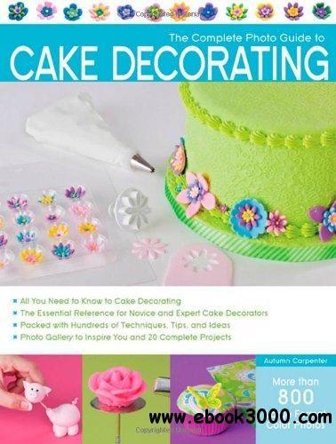 Ebook Cake Decorating