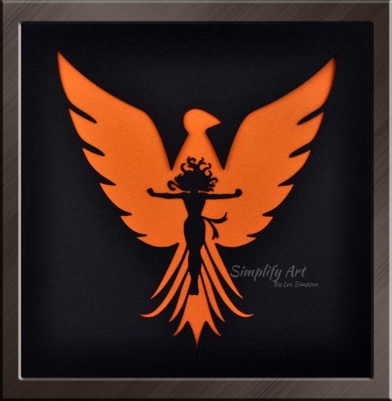 Dark Phoenix Logo This Jean Grey ...