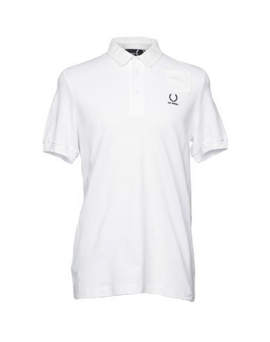 RAF SIMONS FRED PERRY Men's Polo shirt White 38 suit
