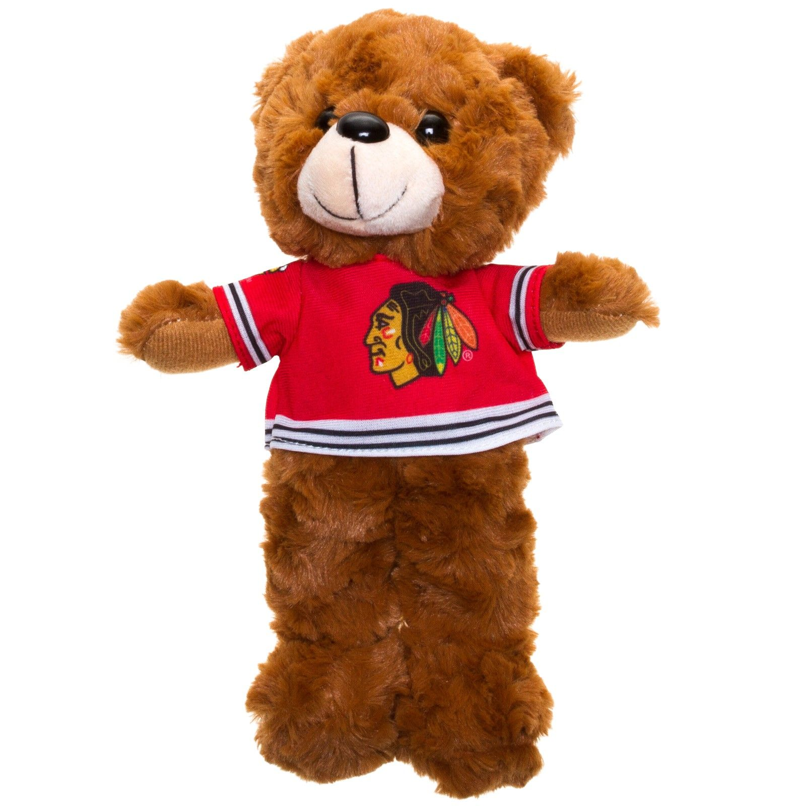 Chicago Blackhawks 9 Quot Fuzzy Uniform Bear By Forever