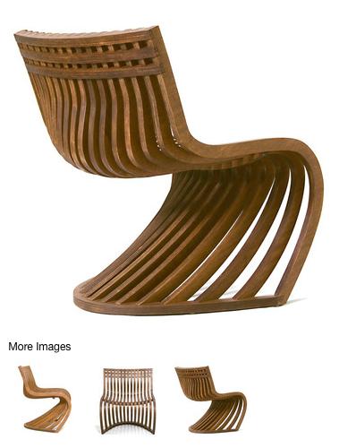 Pantosh chair - Brazil 100% Brazilian design by Lattoog