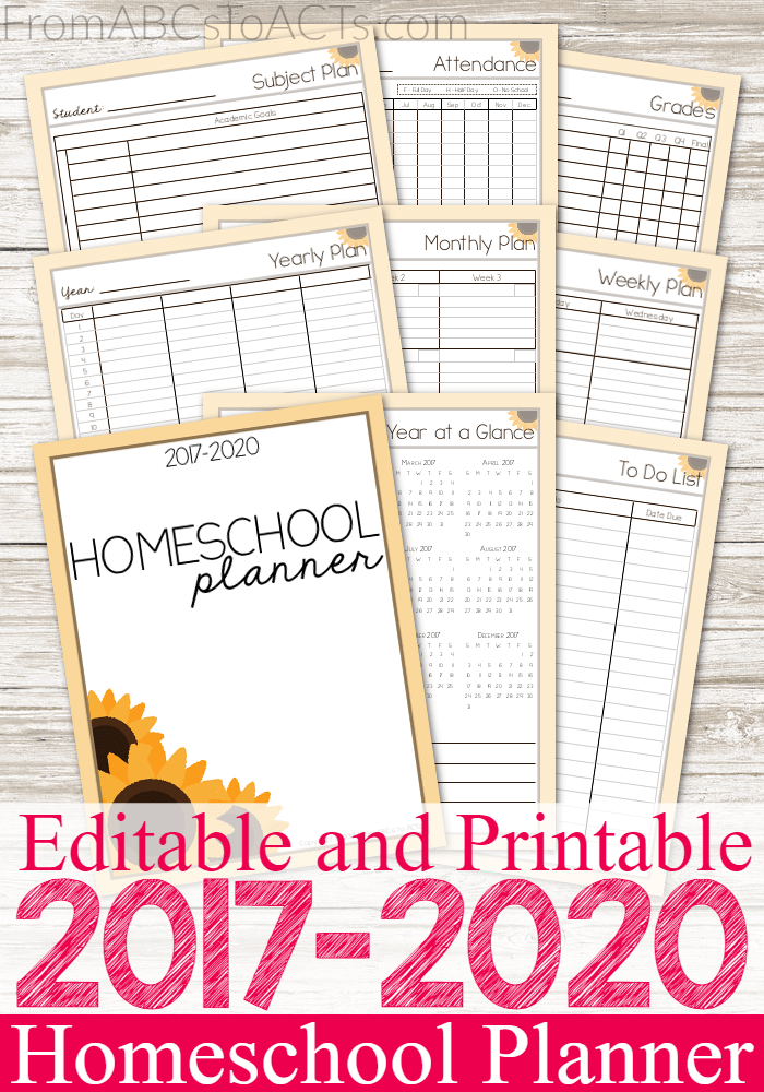 printable homeschool planner the expansion pack.html