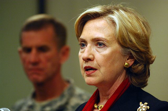 I'm a black woman, here's why I just can't support Hillary Clinton -  Photo:  US Embassy Kabul Afghanistan  THOUGH STRONG BLACK WOMEN in the public eye like Shonda Rhimes, Kerry Washington and Viola Davis recently released an ad endorsing Hillary Clinton, as a 26-year-old black woman, I cannot stand by their endorsement.  The Democratic frontrunner self-describes... | http://wp.me/p5qhzU-fmS | #Travel #bucketlist #dreamplaces