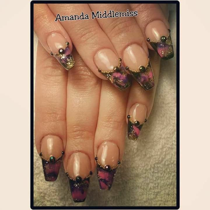 Pin by Amanda Middlemiss on zzz fabulous nails and feet by Amanda ...